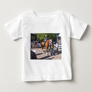 Camiseta Para Bebê Pioneiro John Velasquez do planeta