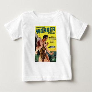Camiseta Para Bebê Pires de vôo pré-históricos