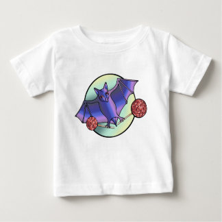 Camiseta Para Bebê Pirulitos extravagantemente