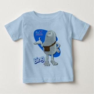 Camiseta Para Bebê Planetas minúsculos Bing - como isso?
