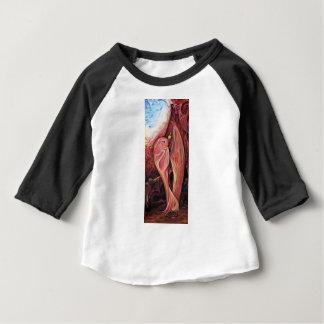 Camiseta Para Bebê Plasty, um abstrato