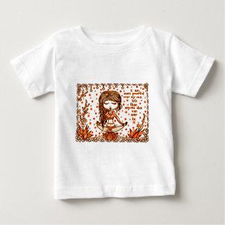 Camiseta Para Bebê Poderoso