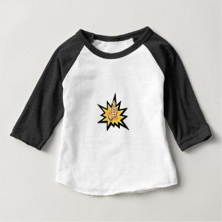Camiseta Para Bebê polegares do poder acima