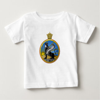 Camiseta Para Bebê Polícia secreta de Savak Irã