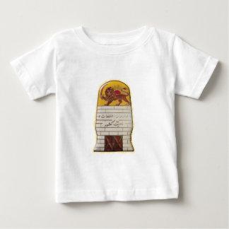 Camiseta Para Bebê Polícia secreta persa SAVAK