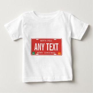 Camiseta Para Bebê Pólo Norte 2017