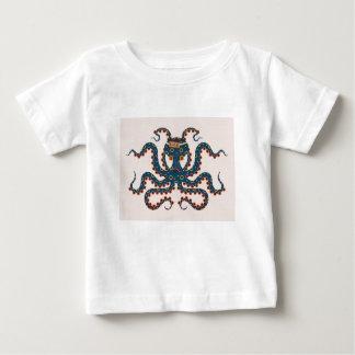 Camiseta Para Bebê Polvo do fim do prazo
