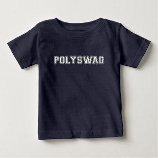 Camiseta Para Bebê Polyswag