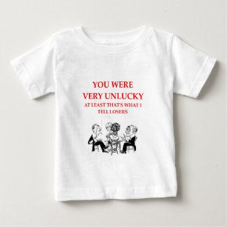 Camiseta Para Bebê ponte duplicada