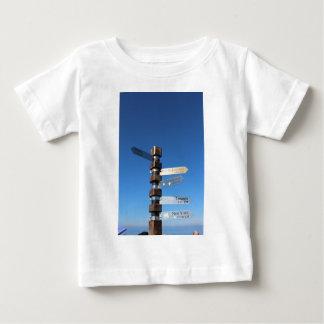 Camiseta Para Bebê Ponto África do Sul do cabo