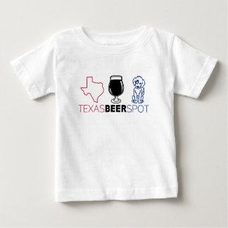 Camiseta Para Bebê Ponto da cerveja de Texas