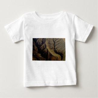 Camiseta Para Bebê pontos naturais