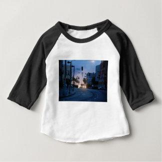 Camiseta Para Bebê por do sol de Veneza