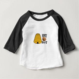 Camiseta Para Bebê porca do mel