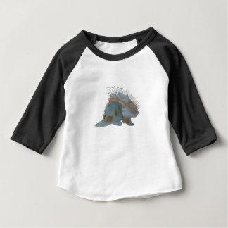 Camiseta Para Bebê Porco-