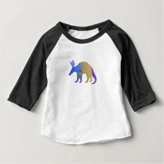 Camiseta Para Bebê Porco-da-terra