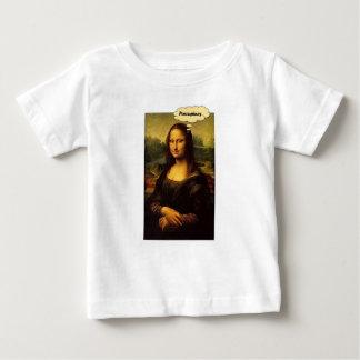 Camiseta Para Bebê Porcos- de Mona Lisa