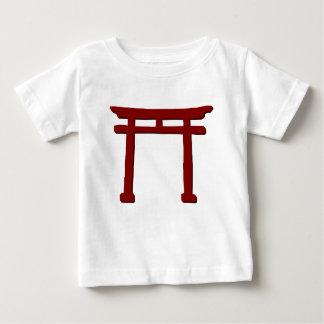 Camiseta Para Bebê Porta xintoísmo