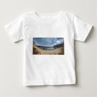 Camiseta Para Bebê Porto do Mousehole