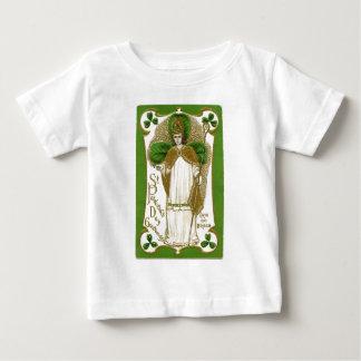 Camiseta Para Bebê Poster velho bonito de patrick de santo