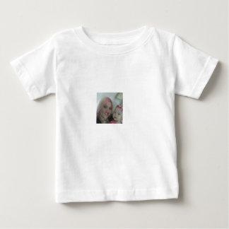 Camiseta Para Bebê Pouca sombra da mamã