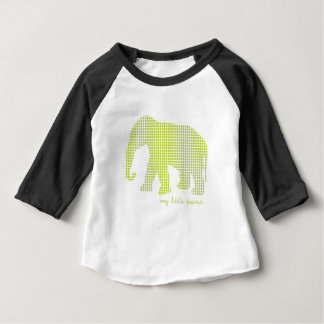 Camiseta Para Bebê Pouco amendoim