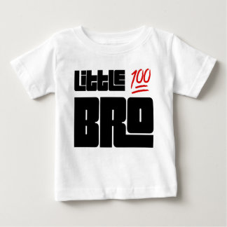 Camiseta Para Bebê 💯 pouco Bro