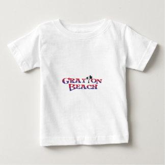Camiseta Para Bebê praia do grayton