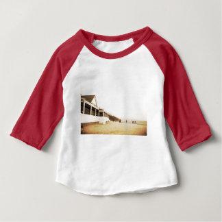 Camiseta Para Bebê Praia Falmouth de Gylly