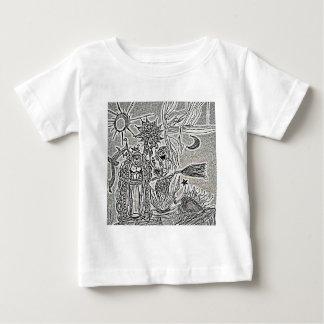 Camiseta Para Bebê praiseandburn