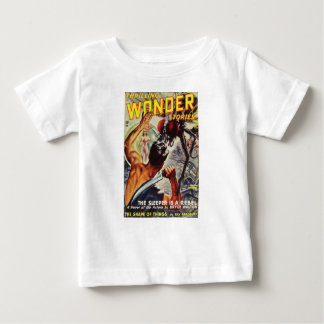 Camiseta Para Bebê precisa um Swatter de mosca