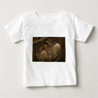 Camiseta Para Bebê Preguiça