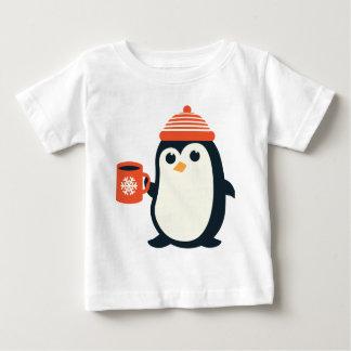 Camiseta Para Bebê presente adorável do chapéu animal bonito bonito