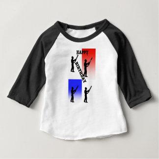 Camiseta Para Bebê Presente do presente de aniversário do cirurgião
