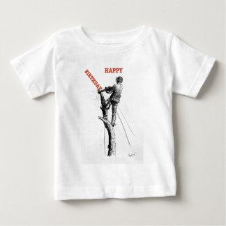 Camiseta Para Bebê Presente do presente de Natal do cirurgião de