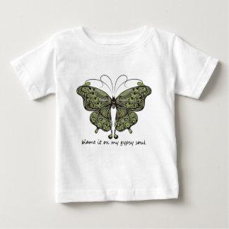 Camiseta Para Bebê Presente para o viajante
