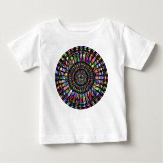 Camiseta Para Bebê Presentes da mandala
