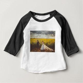 Camiseta Para Bebê Presentes de casamento