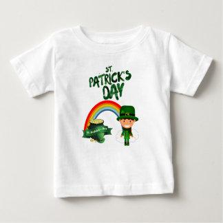 Camiseta Para Bebê Presentes do Dia de São Patrício