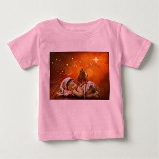 Camiseta Para Bebê Presentes do Natal