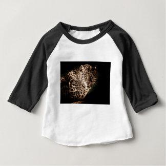 Camiseta Para Bebê Presentes do tigre