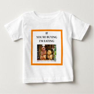 Camiseta Para Bebê pretzel