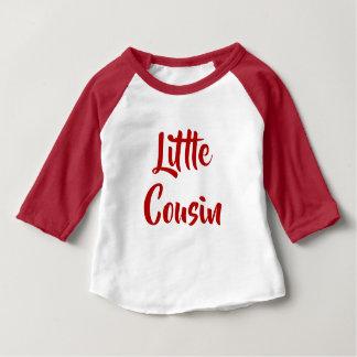 Camiseta Para Bebê Primo pequeno Est.