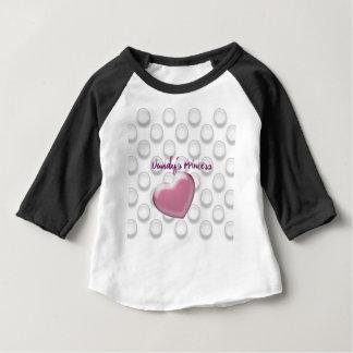 Camiseta Para Bebê Princesa Coleção