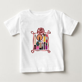 Camiseta Para Bebê Princesa pequena.