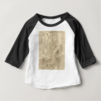 Camiseta Para Bebê Princesa romana