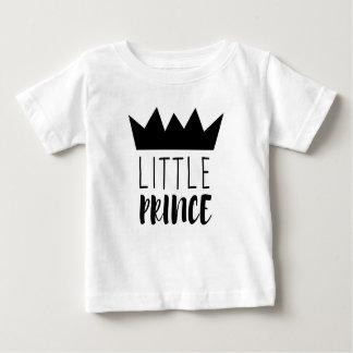 Camiseta Para Bebê Príncipe pequeno Menino Tshirt