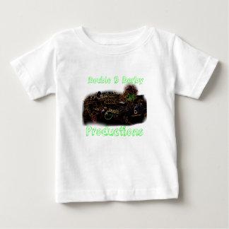 Camiseta Para Bebê Produções dobro de B Derby