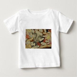 Camiseta Para Bebê Produtos da colagem