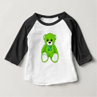 Camiseta Para Bebê Produtos do urso de ursinho da consciência da